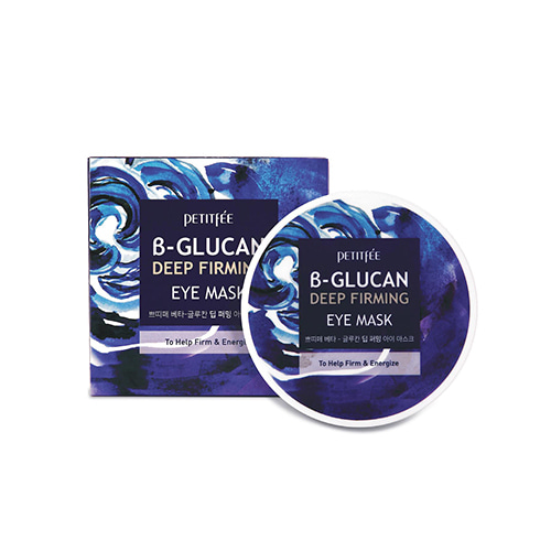 [TIME DEAL] PETITFEE β-Glucan Deep Firming Eye Mask 60ea