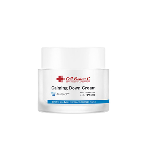 [TIME DEAL] Cell Fusion C Post α Calming Down Cream 50ml