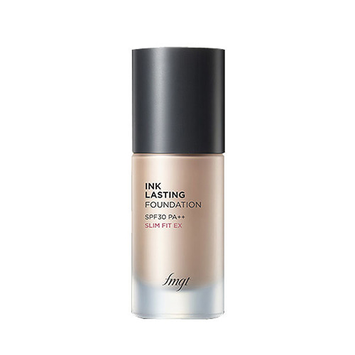 [TIME DEAL] THE FACE SHOP Inklasting Foundation Slim Fit SPF30 PA++ 9g